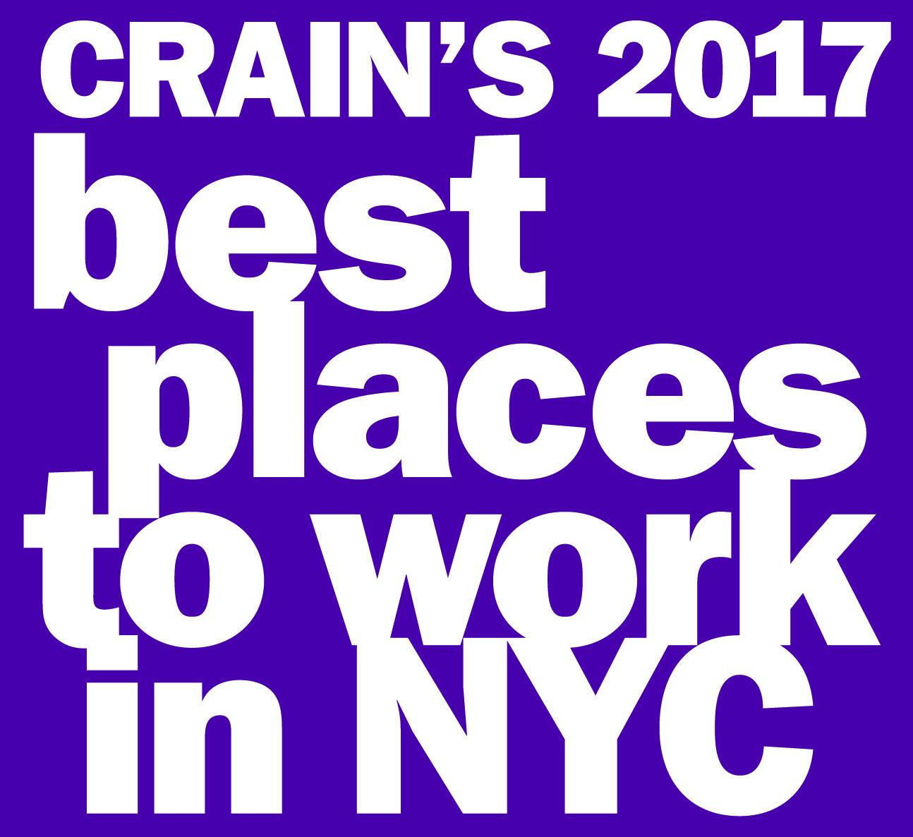 Crain's Best 2016