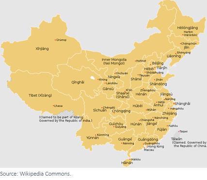 Figure 2_Chinas Provinces